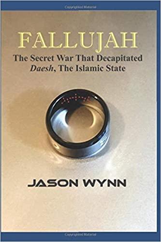 Fallujah - book cover
