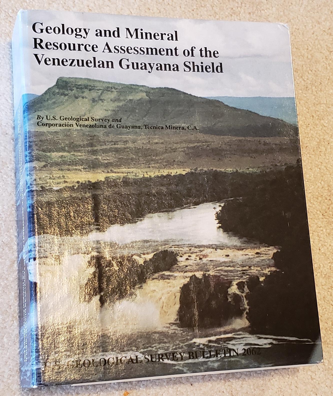 USGS Bulletin 2062